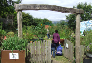 Velvet Community Orchard in Witton Lakes