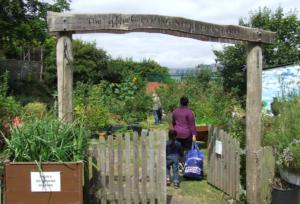 Velvet Community Orchard in Witton Lakes