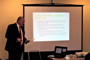 Ed Ingram - Unity Trust Bank