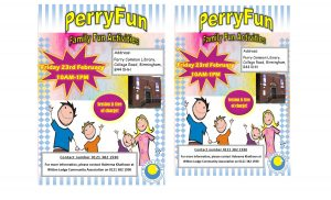 Perry Fun - February Half Term 2018